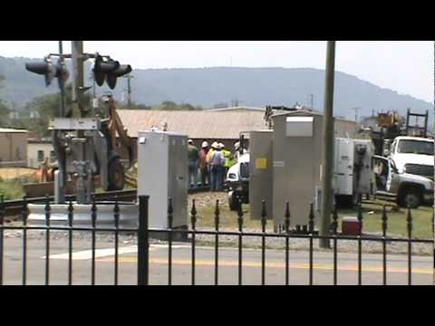 Train Derailment in Fort Payne, Al