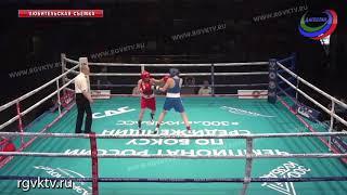 Две представительницы сборной Дагестана - в финале ЧР по боксу среди женщин