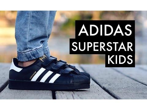 ADIDAS Superstar Kids | On-Feet
