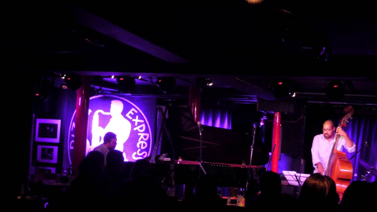 David Jean-Baptiste @ Pizza Express Jazz Club, London