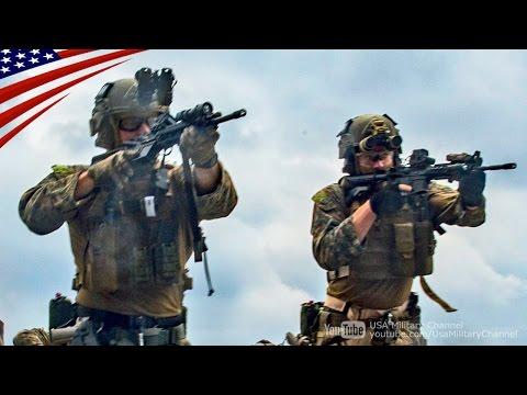 海上急襲部隊(フォースリーコン・偵察大隊)の偵察ボート・ヘリキャスト・臨検訓練:沖縄駐留米海兵隊