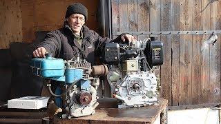 Купил НОВЫЙ ДИЗЕЛЬНЫЙ двигатель