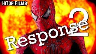 A Response to HiTop Films Sam Raimi's Spider-man 2 || The Perfect Superhero Movie