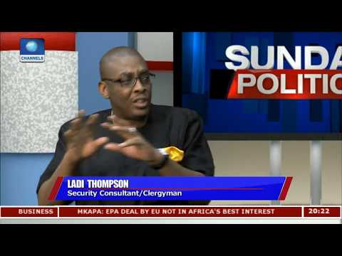 Nnamdi Kanu Is Not A Young Man Who Has Intelligence - Ladi Thomson