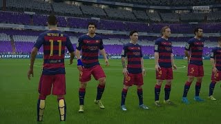 (PS4/Xbox One) FIFA 16 | Real Madrid vs FC Barcelona - Next-Gen Full Gameplay (1080p HD)