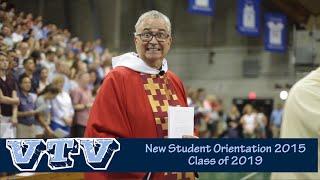 Villanova University Class of 2019 New Student Orientation