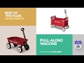 default - Radio Flyer My 1st 2-in-1 Wagon Ride On, Red