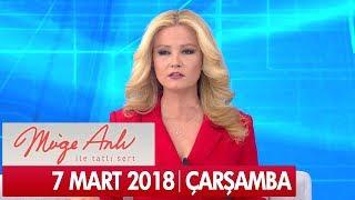 Müge Anlı ile Tatlı Sert 7 Mart 2018 - Tek Parça