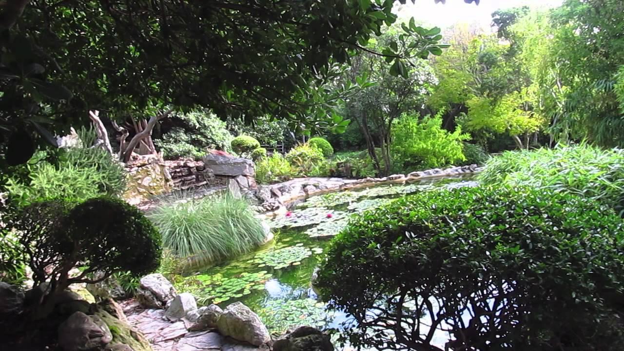 Taniguchi Japanese Gardens At Ziker Gardens, Austin, Texas
