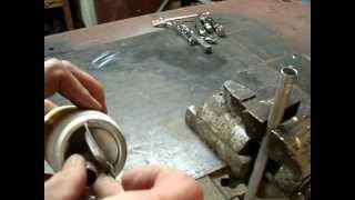 Пайка стыка, алюминиевая трубка Castolin 196 FC(, 2013-07-31T18:27:32.000Z)