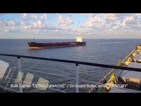 "Bulk Carrier ""KASZUBY"" - Inbound Vessel #RioDeLaPlata / ""RAPE ME"" by ""NIRVANA"" - Instrumental Cover"