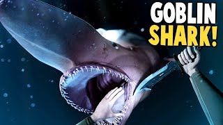 GOBLIN SHARK IN GAME! New Fire Shark & Zombie! Updates! - Depth