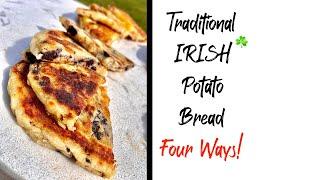Potato Farls - 4 ways! (LIVE Cookalong with BBCs Holly Hamilton)