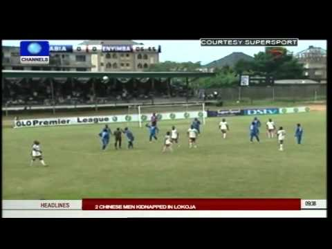 Sports This Morning Preview As Glo Premier League Starts