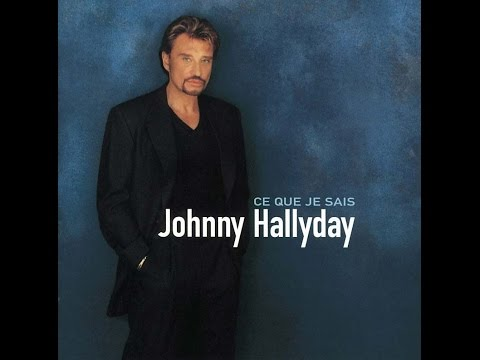 SEUL Johnny Hallyday + paroles