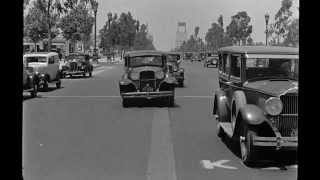 Beverly Hills Street Scene (ca. 1935)