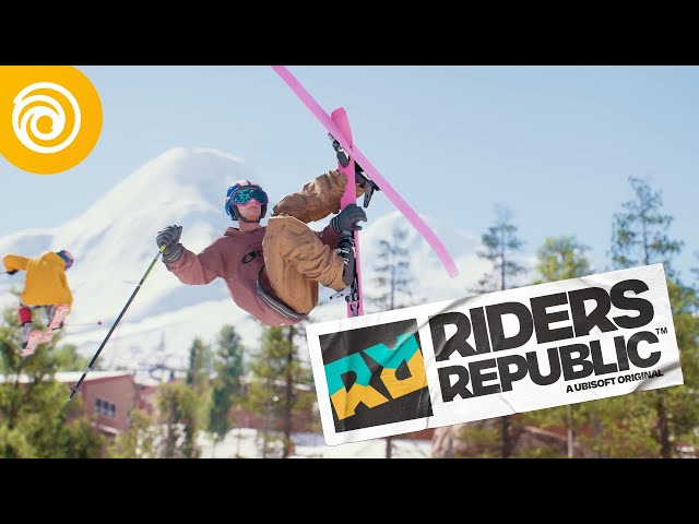 Riders Republic - Customization Trailer