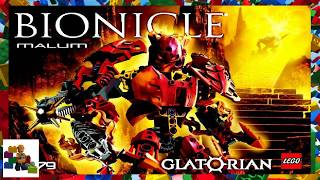 LEGO instructions  - Bionicle - 8979 - Malum