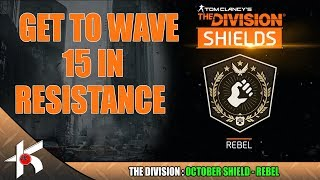 It's October and the Shield for the division has been around for a ...