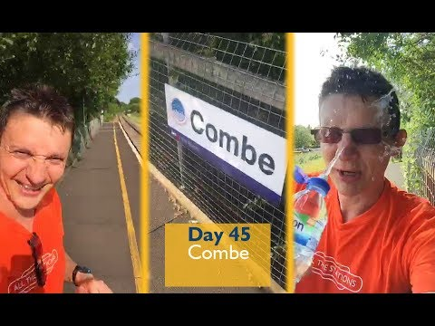 LIVE! From least used Combe station - Periscope Stream 25, Day 45