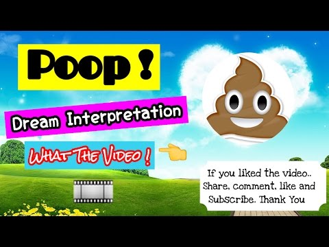WHAT IS NEW! Poop Dream Meaning & Predictions