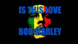 Bob Marley - Is This Love (LVNDSCAPE & Bolier Remix)