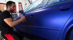 2 Color Fade Paint Job Plasti Dip