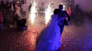 Шикарный свадебный танец Ксении и Вани
