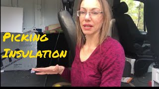 Insulating our Sprinter Van for hot or cold climate traveling