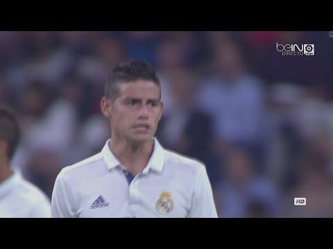 James Rodriguez vs Villarreal Home HD (21/09/2016) by JamesR10™