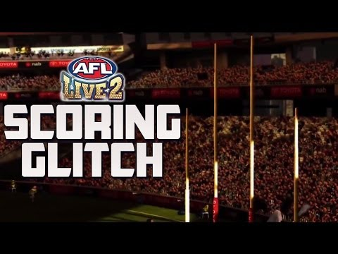 AFL Live 2 Glitch | The Scoring Glitch