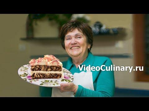 Торт Рандеву - рецепт Бабушки Эммы