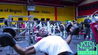 Natural Bodybuilding Motivation: Natch Fitness Gym 247