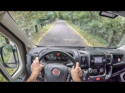 Fiat Ducato   4K POV Test Drive #313 Joe Black