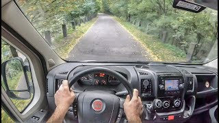 Fiat Ducato | 4K POV Test Drive #313 Joe Black
