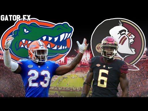 Florida vs FSU Hype 2018 [HD]