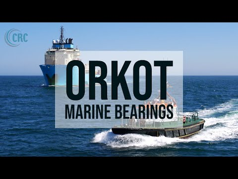 Orkot® Marine Bearings
