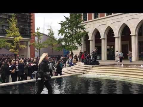 Chocival clip Brindleyplace