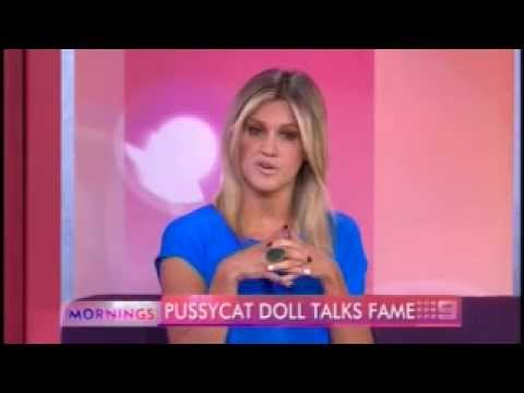 Ashley Roberts MORNINGS Interview 2012 - Life as a Pussycat Doll