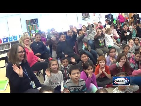 School visit: Ledge Street School in Nashua