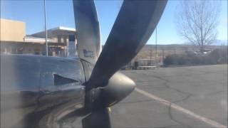 Embraer EMB-120 Brasilia Startup KCNY 121514