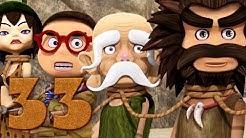 Oko Lele - Episode 33 - The Escape - CGI animated short - Super ToonsTV