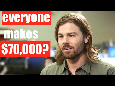 Everyone Makes $70,000 a year? | Not So FAST | Hustler News
