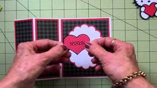 Hello Kitty Card #3