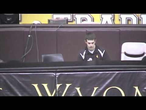 Wesley Kempton Chicago Cubs Public Address Announcer Audition