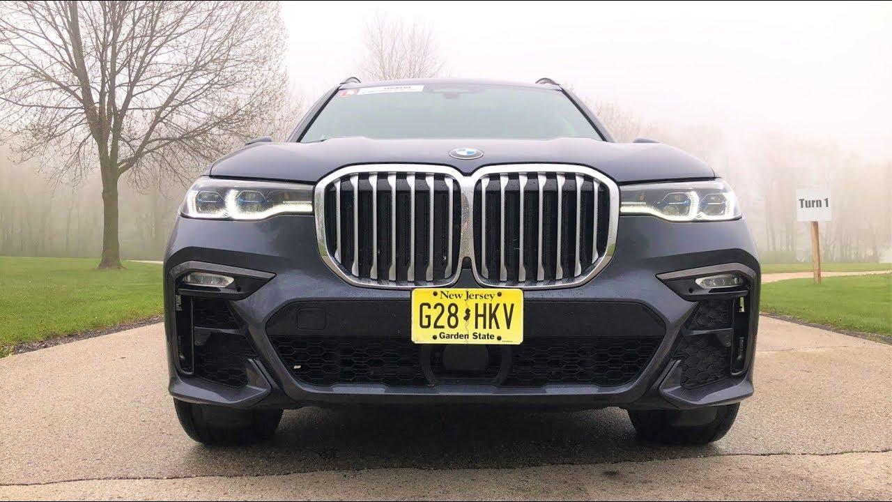 2019 bmw x7 m sport xdrive50i - first drive review