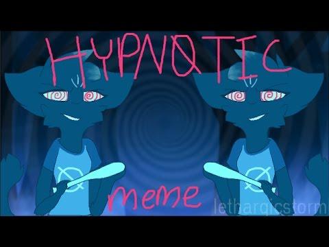 how to make hypnotic meme