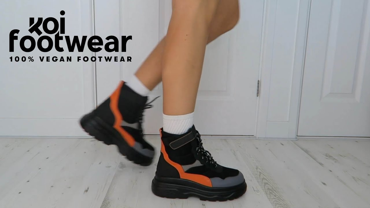 Apache High Top Boots Try On Review Koi Footwear Youtube Sign in using your student beans account to take 20% off at koi footwear! apache high top boots try on review koi footwear