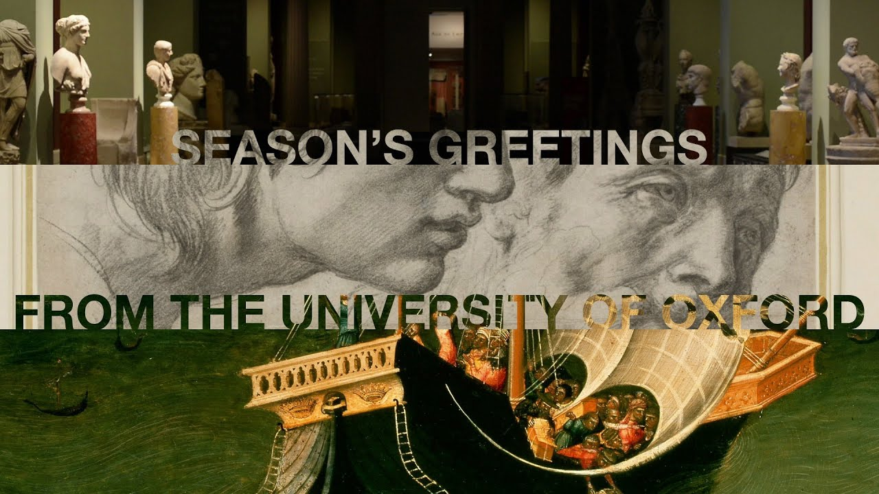 Seasons greetings from the university of oxford 2013 youtube kristyandbryce Images