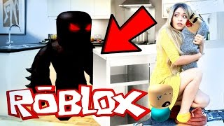 STALKER TRIED TO KIDNAP MY BABIES!!   Roblox Life in Paradise Roleplay